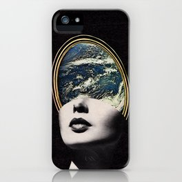 World in your mind iPhone Case