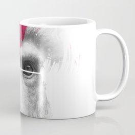 Power Monkey Mask Coffee Mug