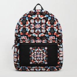 Folkloric Ombre Lovebirds Backpack