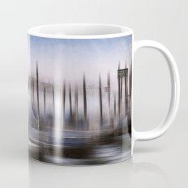 Digital-Art VENICE Grand Canal and St Mark's Campanile Coffee Mug