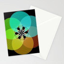 Focus Flower - Digital Art  Stationery Cards