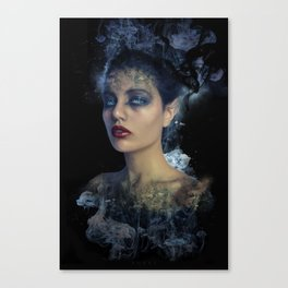 Humedad Canvas Print