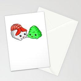 Wasa Bae Kawaii Sushi Manga Fans Lolita Anime Stationery Cards