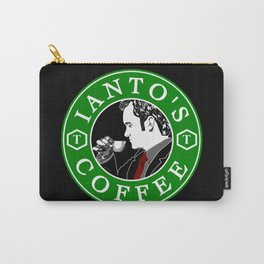 Ianto's Coffee Carry-All Pouch