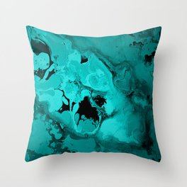 KARMA Throw Pillow