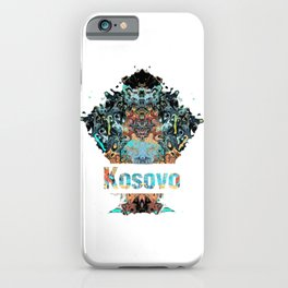 Kosovo Awesome Country gift iPhone Case