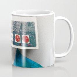 Faces of the Past Console alt_no stripes Coffee Mug