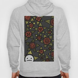 Autumn lonely stars Hoody