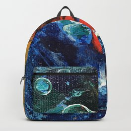 Mini World Environmental Blues 3 Backpack