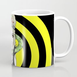 Queen of Snakes Coffee Mug
