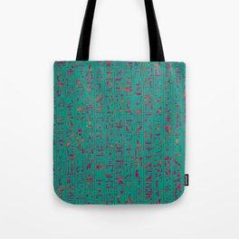 Hieroglyphics HOT Tote Bag