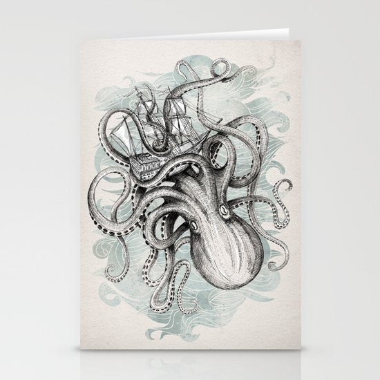 The Baltic Sea Stationery Cards