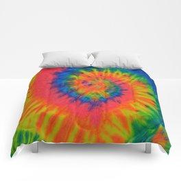 Tie Dye 016 Comforters