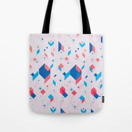 Cubicle Tote Bag