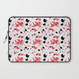 Cute Love Design Laptop Sleeve