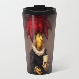 A Fellow of Infinite Jest  Travel Mug