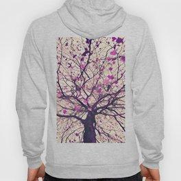 Elegant Tree (pink) Hoody