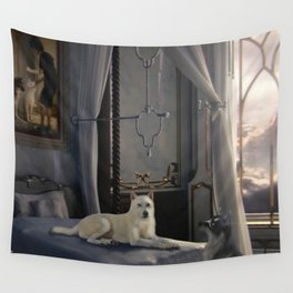 The Waiting Wall Tapestry