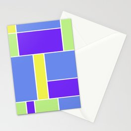 Abstract #461 Stationery Cards