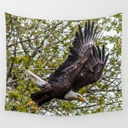 Fly By Wall Tapestry
