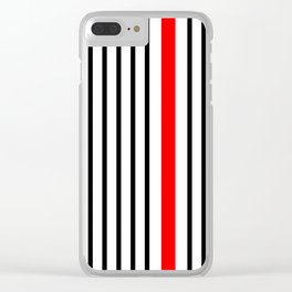 Too Thick Clear iPhone Case