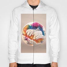 ACRYLIC BALL II // 3D ABSTRACT Hoody
