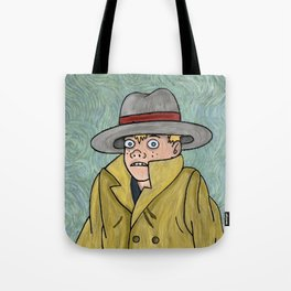 Vincent Adultman Tote Bag