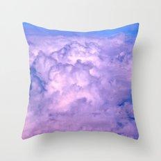 Cloudscape III Throw Pillow