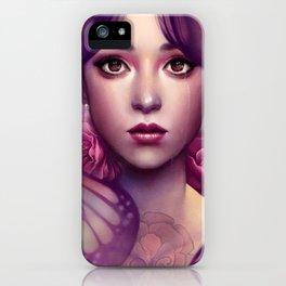 Facade iPhone Case