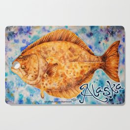 Halibut Cutting Board