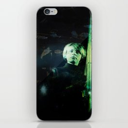 Dust, Light, and Shadows iPhone Skin