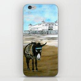 Seaside Donkey iPhone Skin