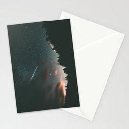 Stars II Stationery Cards