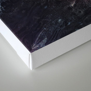 Consumed Canvas Print