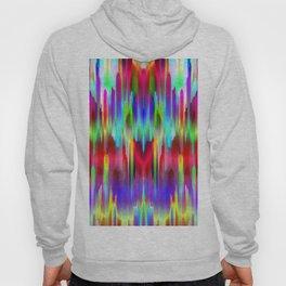 Colorful digital art splashing G487 Hoody