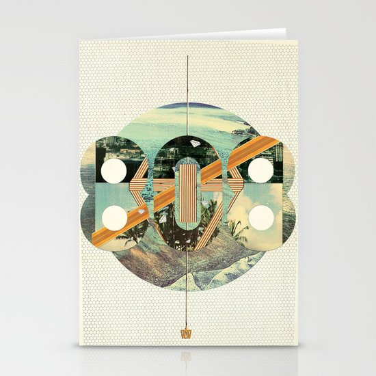 808 State Stationery Cards