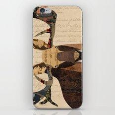 Moose Collage iPhone & iPod Skin