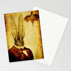 Bat-Man Stationery Cards