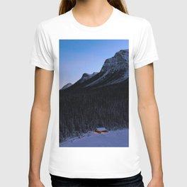 Dreamy Sunrise in Lake Louise T-shirt