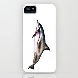 Clymene Dolphin iPhone Case