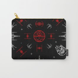 T vs X Death Star Carry-All Pouch