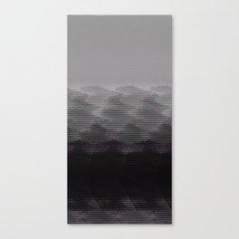 Scatterbrain Canvas Print