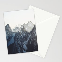 Mountain Mood Stationery Cards
