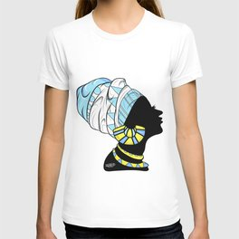 BlackQueen (Blue) T-shirt