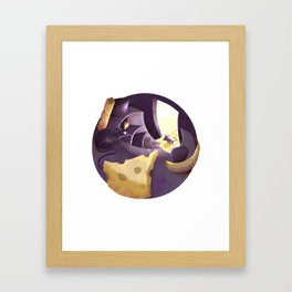 The Pantry Framed Art Print