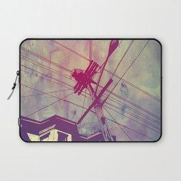 Wires Laptop Sleeve