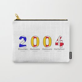 2004 - NAVY - My Year of Birth Carry-All Pouch