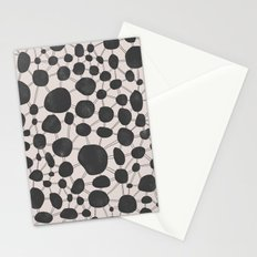 Stones and Lines II Stationery Cards