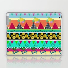 Graphical-Floral pattern Laptop & iPad Skin