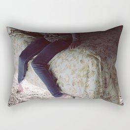 Untitled, Film Still #2 Rectangular Pillow